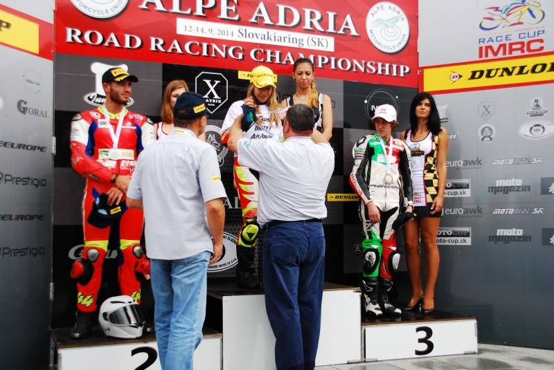 Alpe Adria Champion